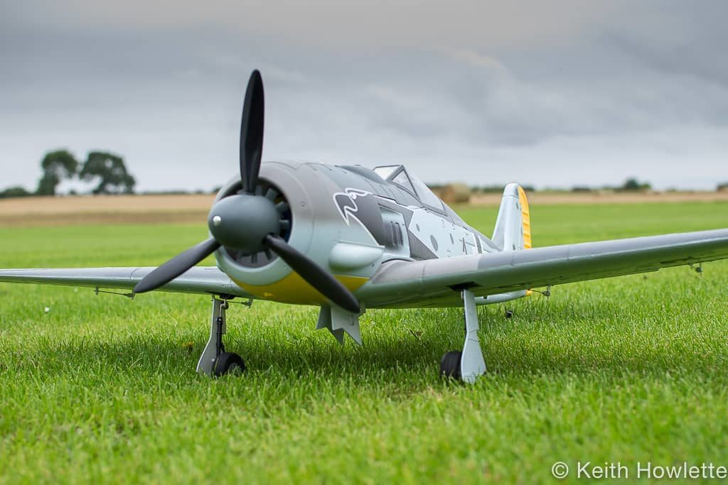 RC Top Hobby FW190