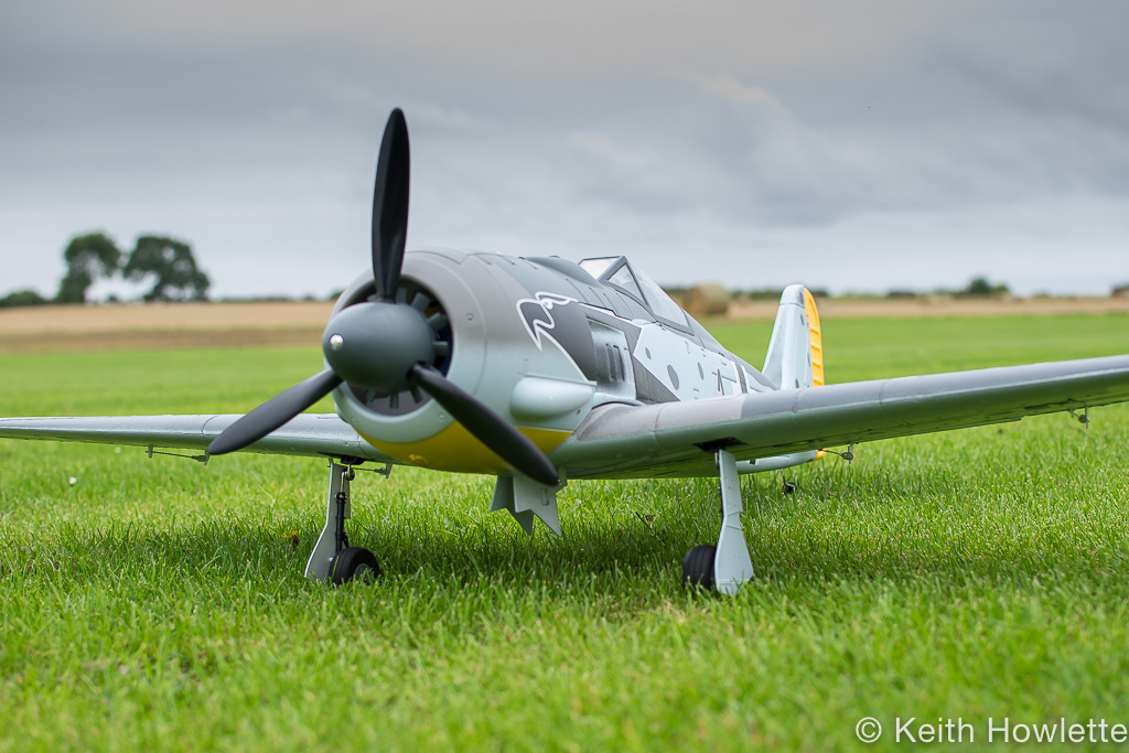 fw190a from RC top hobby
