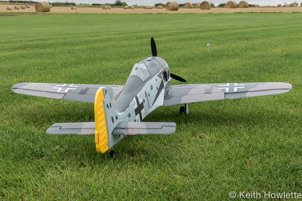 fw190a from RC top hobby nice tail