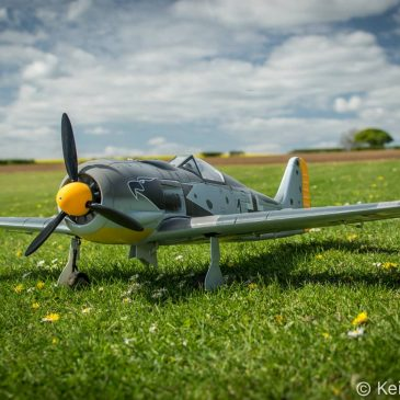 RC Top Hobby Focke Wulf 190A