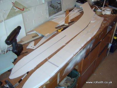 vc10 fuselage