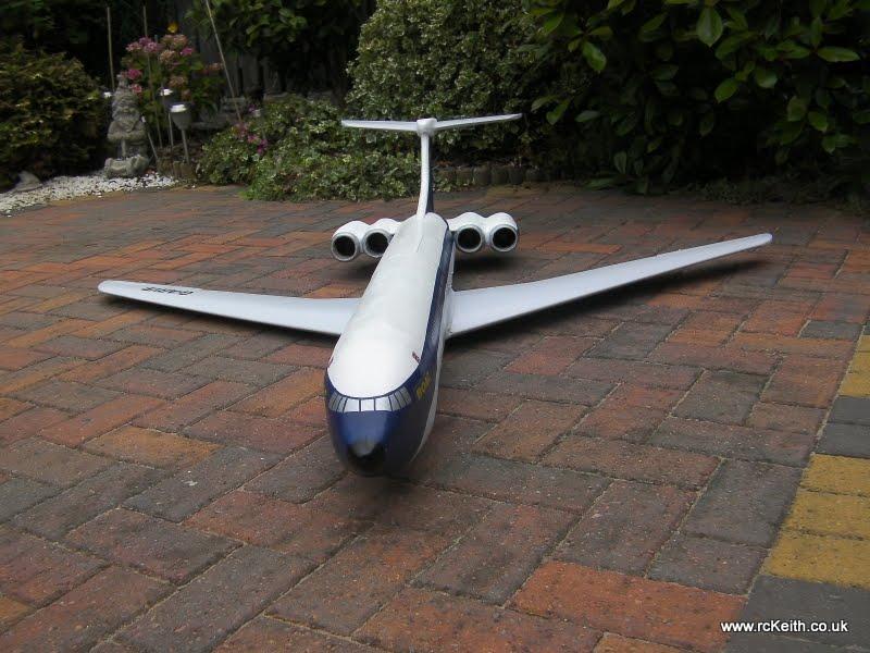 VC10 G-ARVB