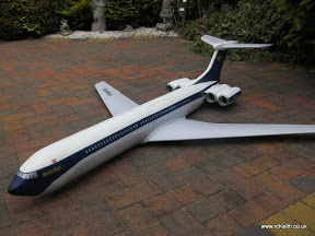 Radio Controlled Vickers VC-10