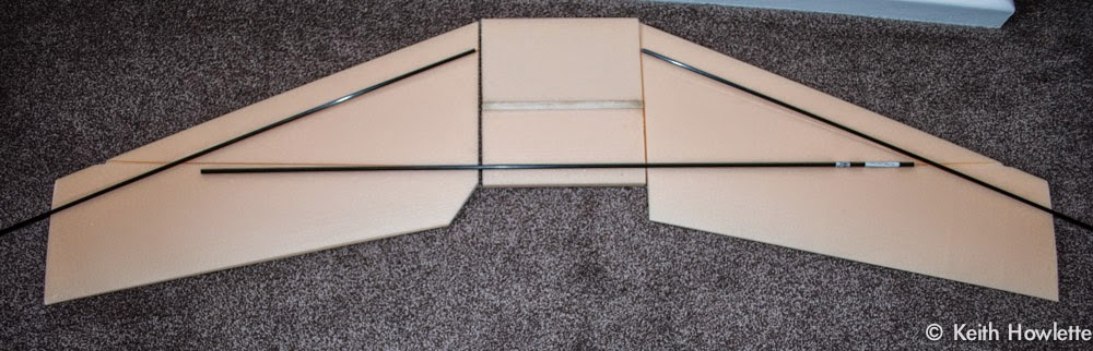 FPV Wing Parts