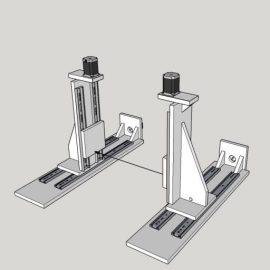 Hot Wire CNC Foam Cutter Parts List