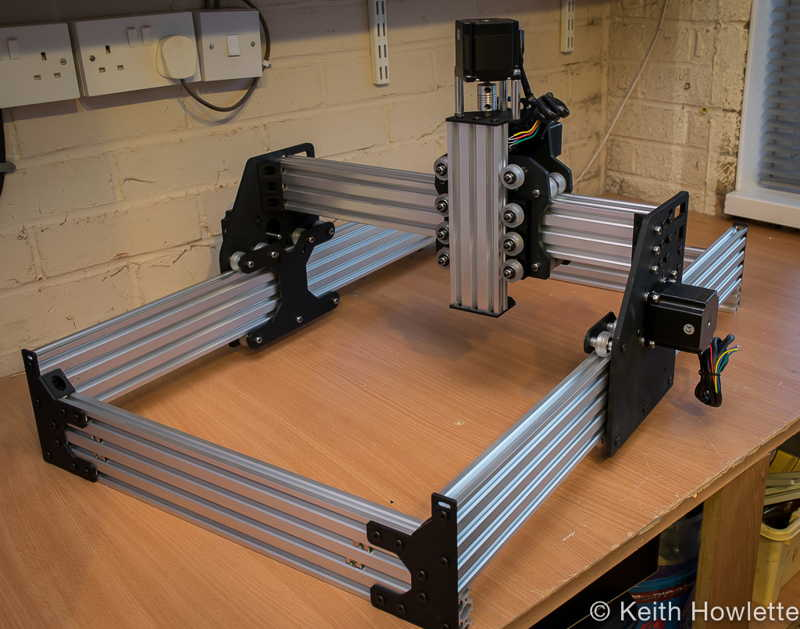 OX CNC router