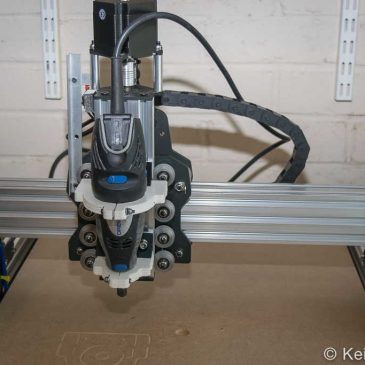 OpenBuilds CNC router from Ooznest – Part 3