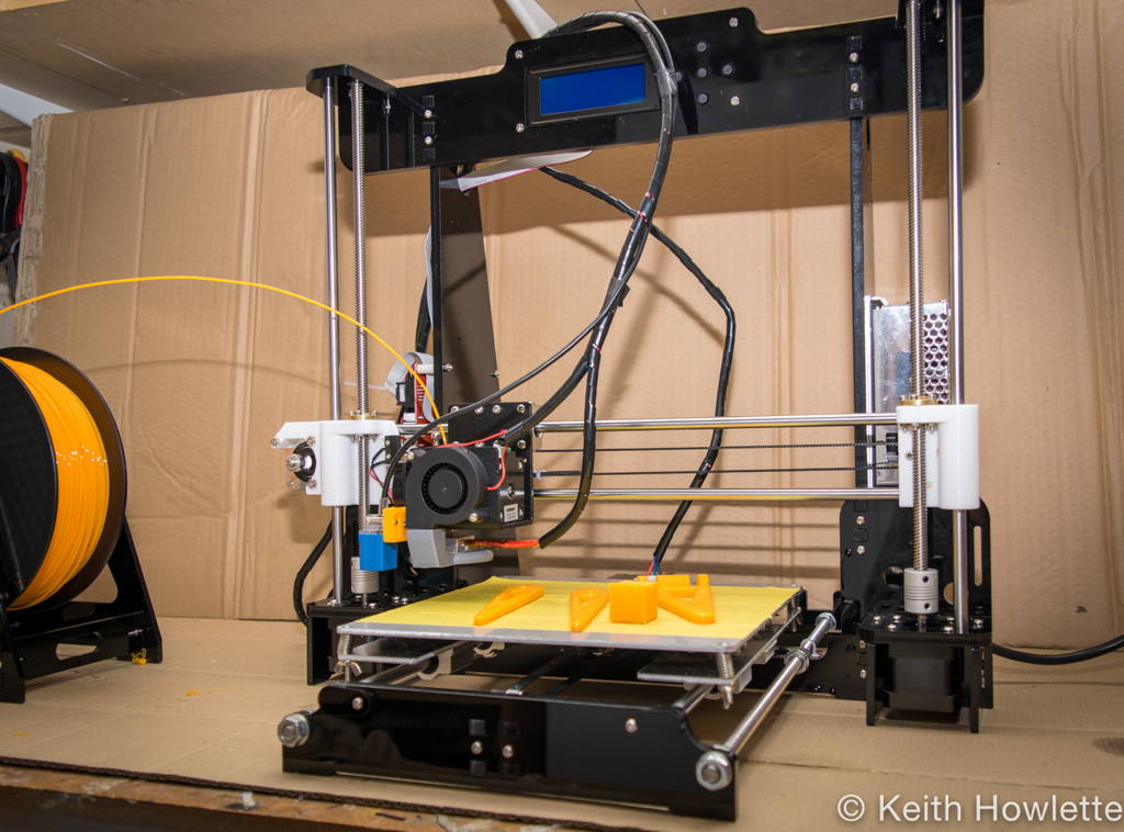 Plans To Build Your Own D Printer