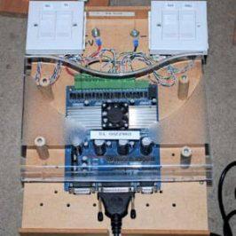 tb6560 4 axis controller