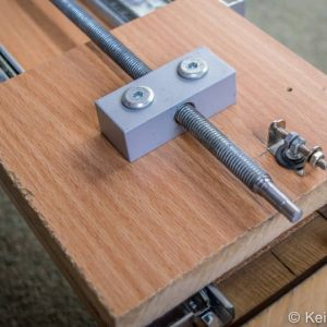 Y and Z Axis Thread Block