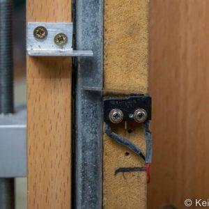 Limit Switch installed