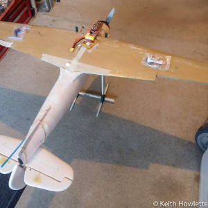 CNC Hawker Hurricane Part 3 update