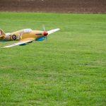 Hurricane Maiden flight