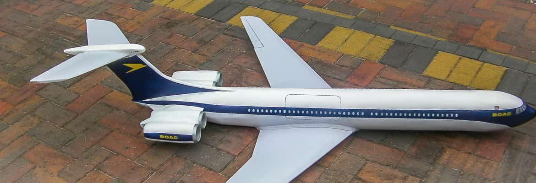 RC Vickers Super VC10