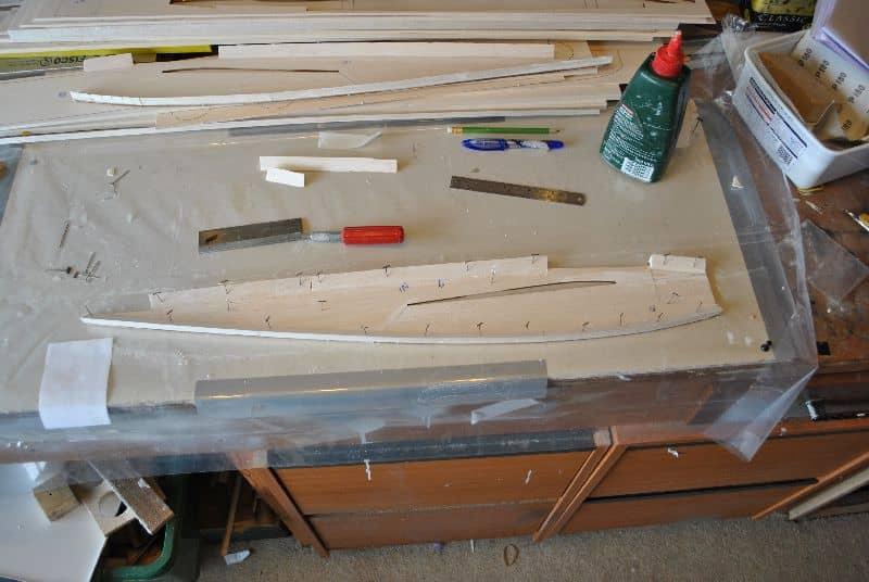 mosquito fuselage 1