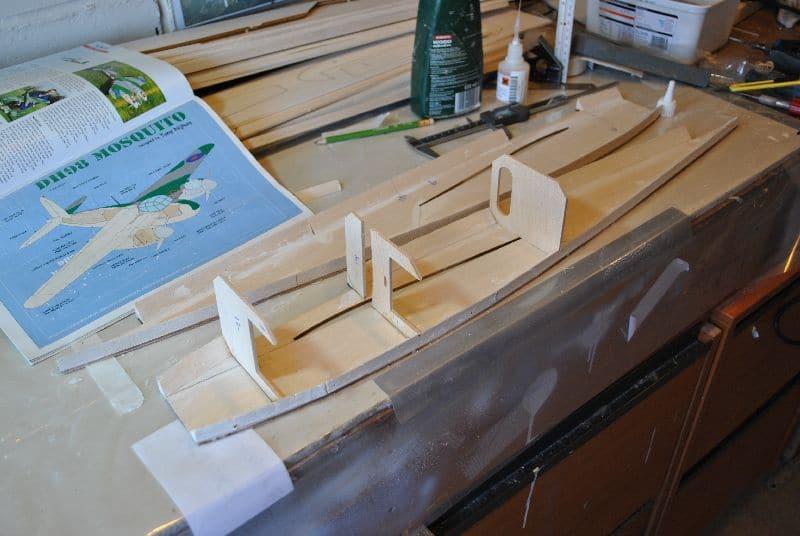 mosquito fuselage 2