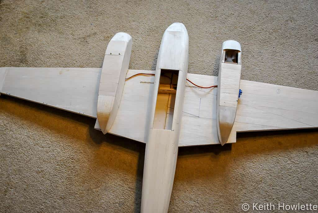 Mosquito Underside showing battery access hatch