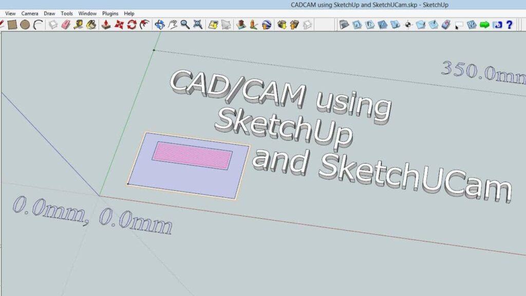 sketchucam cnc software