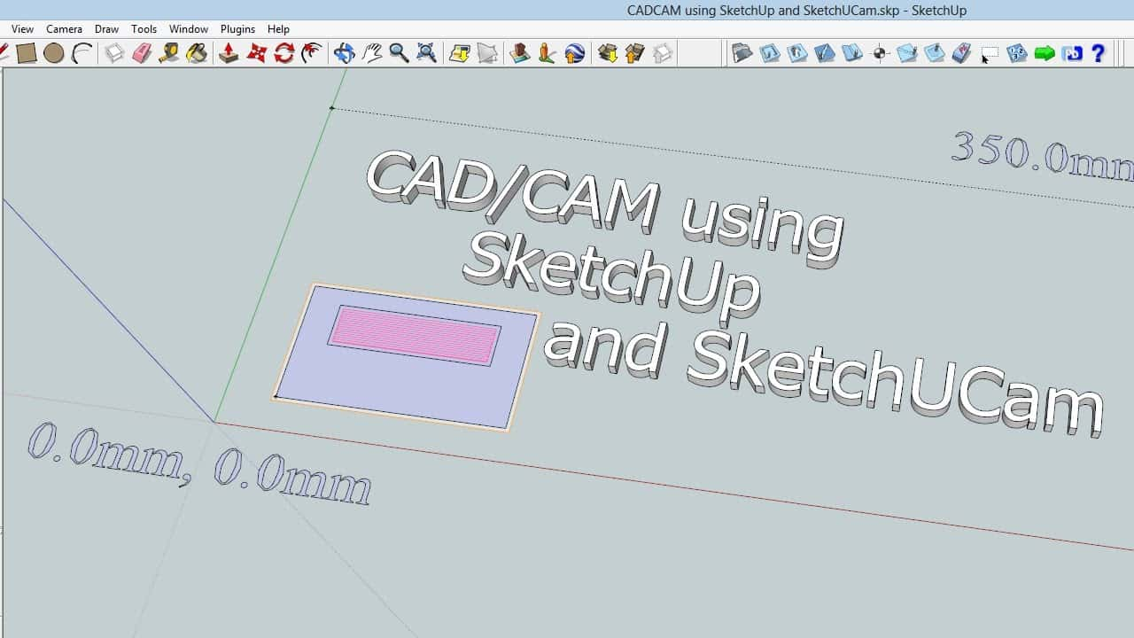 sketchucam cnc software