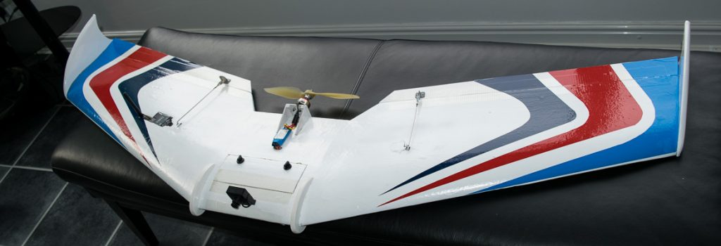 Flying Wing FPV