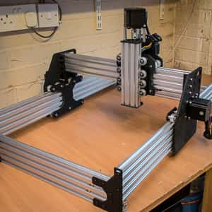 OpenBuilds CNC router from Ooznest – Software
