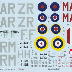 Decals – make your own for RC airplanes with an Inkjet Printer