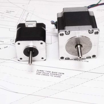 How to choose Steppers Motors and  Controllers for DIY CNC machines