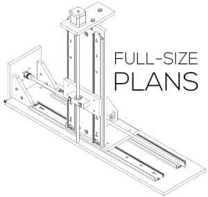 foam cutter plans