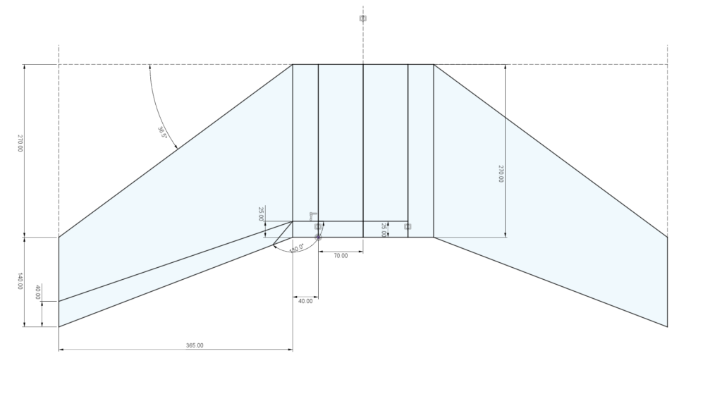 FPV Wing Plan