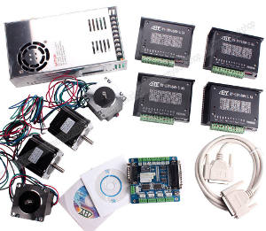 4-Axis-1-2N-Stepper-Motor-3-5A-Driver-TB6560-Nema23-USB-Interface-Board-CNC-Kit